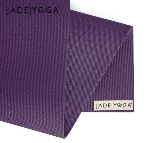 JadeYoga Fusion Extradick 8 mm 173 cm purple