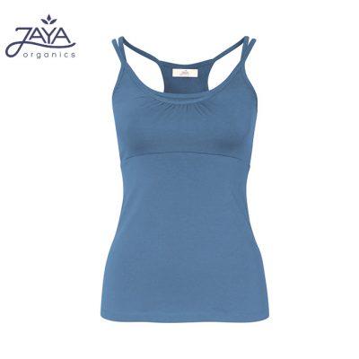 Jaya Fashion Yoga Top Jane Petrol