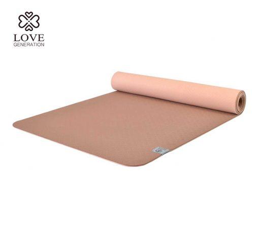 Love Generation Eco TPE Yogamatte Excellent Earth