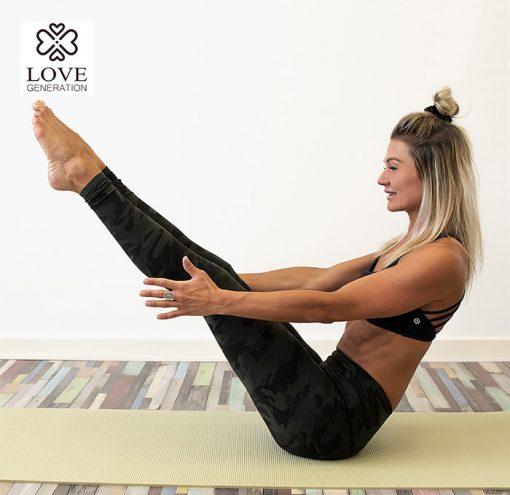 Love Generation Basic Anfänger Yogamatte Sample
