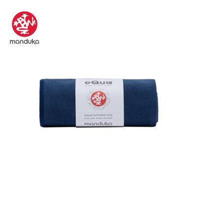 Manduka eQua Hand Tuch Towel Midnight