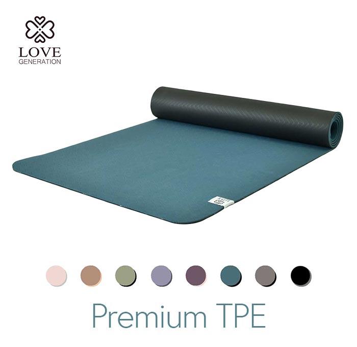 Love Generation Premium TPE Yogamatte